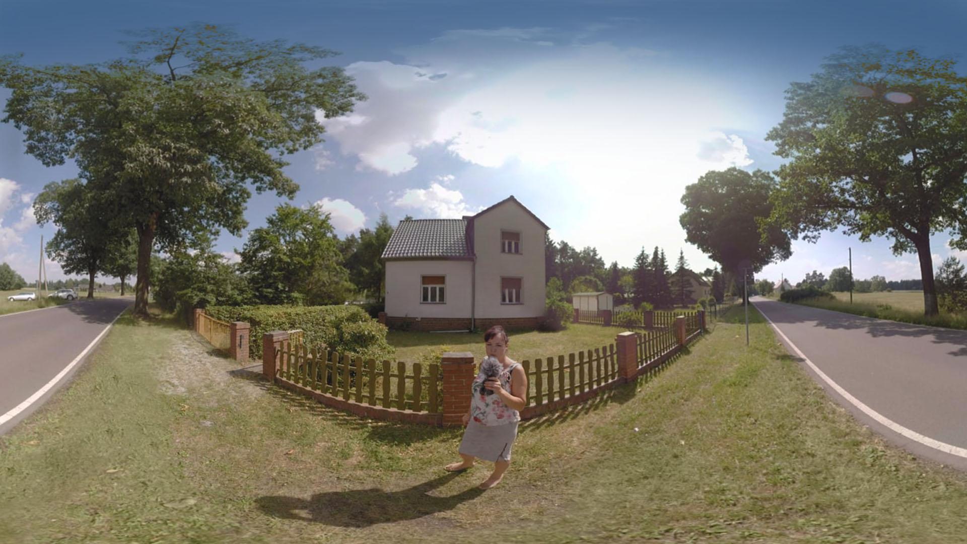 360 Grad Film Kahren