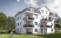 Penthouse mit ca. 124m² in der Cottbuser Ackerstrasse