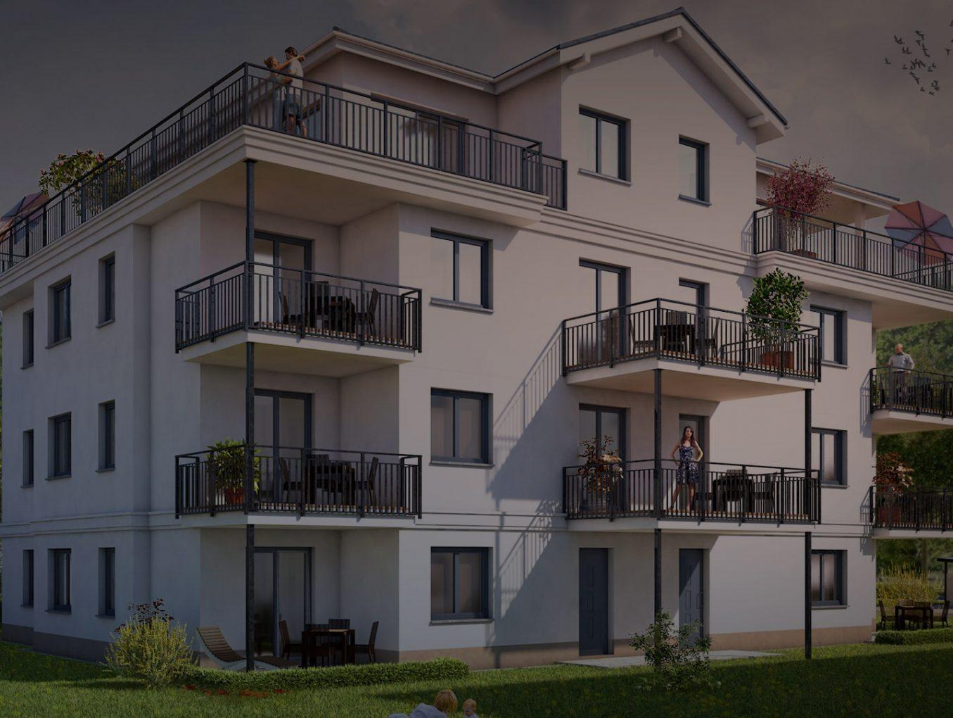 René D-Haus Immobilienverwaltung und Immobilienmakler für Cottbus